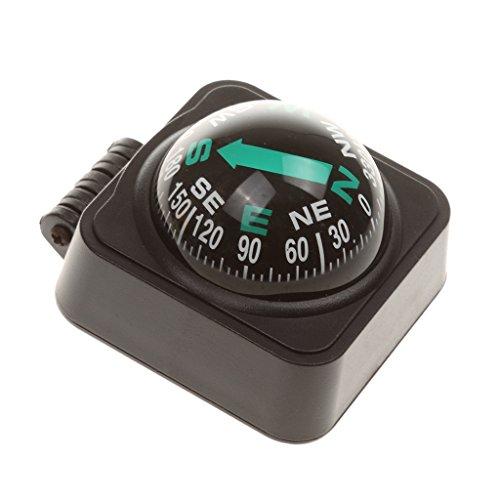 FLAMEER Kugelkompass Auto LKW PKW Boot Kompass