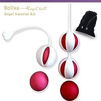 Boliva Kegel Ball Kit Beckenbodentrainer Ben Wa Ball Smart Übung Bälle Silikon Beckenboden Training für Vaginalmuskulatur... preisvergleich bei billige-tabletten.eu