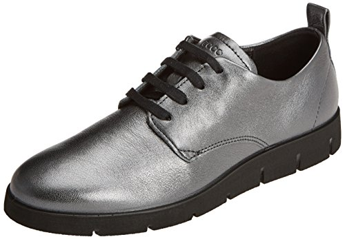 Ecco Bella, Derby Femme Gris (Dark Shadow)