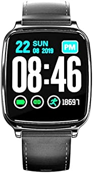 OPTA SB-148 Hermione Bluetooth Fitness Watch with Full Touch Screen - All Day Heart Rate and Activity Tracking