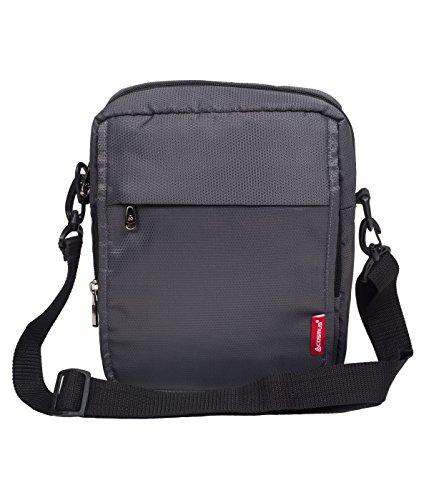 COSMUS Polyester Grey Messenger Bag For Unisex