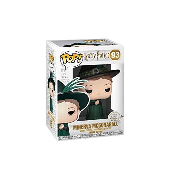 Funko Pop Minerva McGonagall Baile de Navidad (Harry Potter 93) Funko Pop Harry Potter