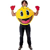Deluxe Adult Pac Man Fancy Dress Costume Pac-Man The Ghostly Adventures