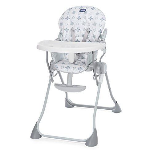 Chicco Pocket Meal Highchair, Grey 41lovyLsGxL