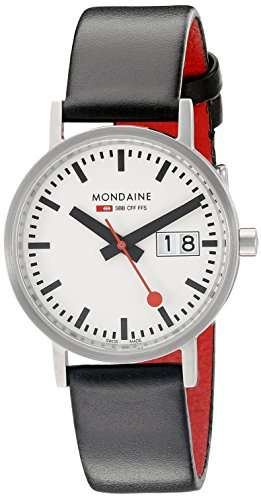 Mondaine Ladies 'Watch XS New Classic Analog Quartz Leather a669.30008. 16SBO