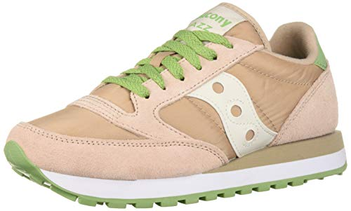 89cf1912bdd9 Saucony Scarpe Donna Sneakers Basse S1044-513 Jazz Original Taglia 37.5  Rosa ...