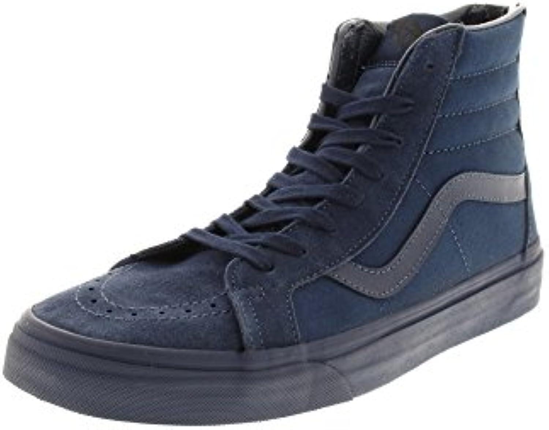 Vans SK8-Hi scarpe da ginnastica alte blu scarpe donna donna donna ragazzo ragazza VA33T9JIN | Commercio All'ingrosso  6acd82