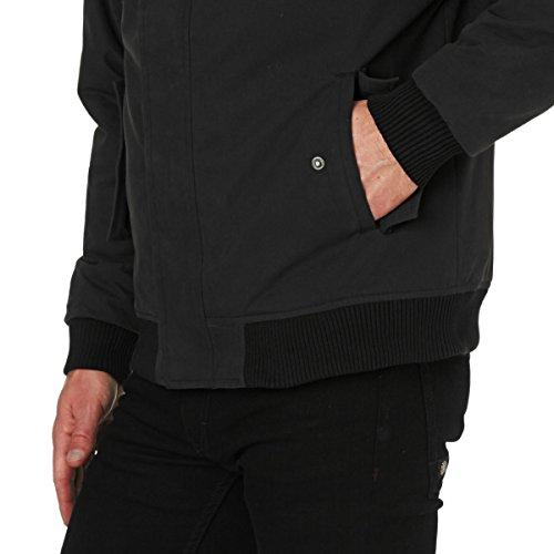 RVCA Coats - RVCA Humble Jacket - Pirate Black Black