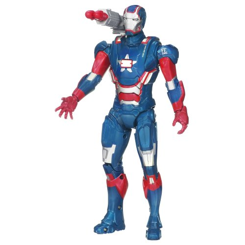 Iron Man 3 ARC STRIKE Iron Patriot Actionfigur