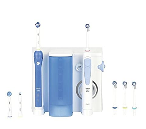 Braun - oc20535-2 - Oral-b combiné dentaire PROFESSIONNAL CARE OXYJET +200