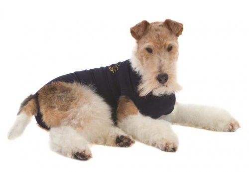 MPS T-Shirt für Haustiere, Größe: M, Marineblau -