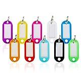WINTEX 100 portachiavi, robuste e resistenti agli agenti atmosferici, in diversi colori con etichette sostituibili |con 2 anni di garanzia di soddisfazione | targhette per chiavi