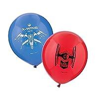 Dopo 30 anni, la Forza è stato risvegliato. E 'il momento di festeggiare e decorare con Star Wars Episodio VII la forza suscita palloncini. Questi palloncini in lattice sono pronti a unirsi ai ribelli una nuova avventura come una parte del tu...