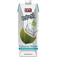 UFC Aguas de Coco - Paquete de 6 x 1000 ml - Total: 6000 ml