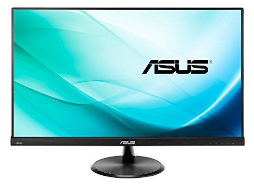 Asus VC279H Monitor 27'', FHD (1920x1080), IPS, Frameless, Flicker Free, Low Blue Light, TUV Certified
