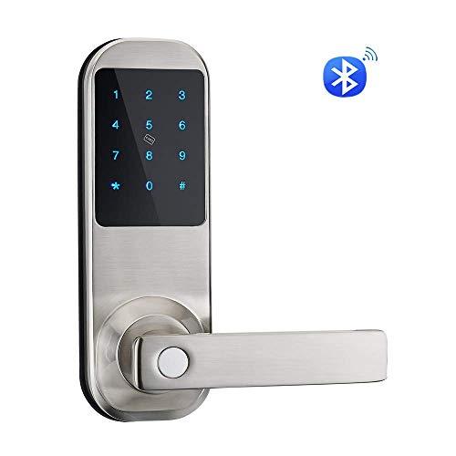 Super Black BullBloqueo de puerta de código digital sin llave de segu