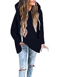 Herbst Mode Eiscreme Applikationen Patchwork Sweatshirt Langarm Lose Bluse Tops Keepwin Damen Casual Pullover