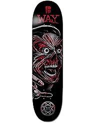 Plan B Ice Way Term Velocity Plateau de Skateboard Mixte Adulte, Multicolore, 8,125 X 32,25