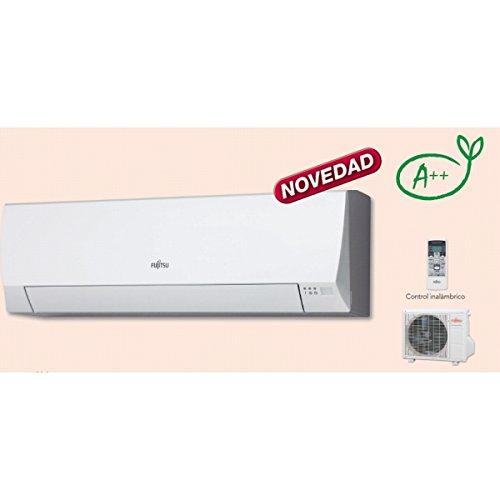 Fujitsu - Aire acondicionado Split 1x1 Inverter ASY25UILLC con 2.150 frig/h y...