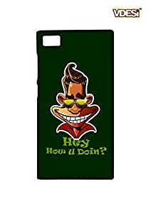 VDESI Designer Matte Back Cover For Xiaomi Mi3-215400511