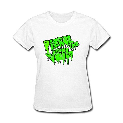Women's Pierce The Veil Logo T-shirt Small