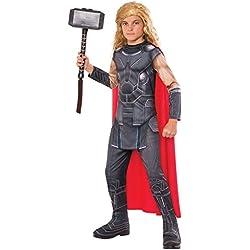 Avengers - Disfraz Thor Ragnarok Classic infantil, L (Rubie's Spain 630783-L)