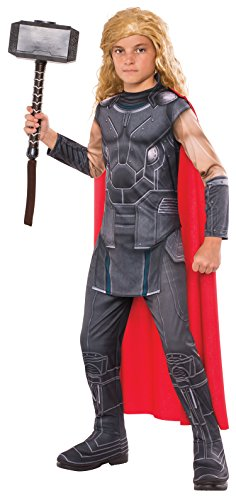 (Avengers–Thor Kostüm Ragnarok Classic Kinder (Rubie 's Spain) L)