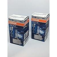 Osram Cool Blue Intense bruciatore D1S XENON 5500K Confezione