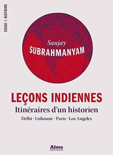 Leçons indiennes par Sanjay Subrahmanyam
