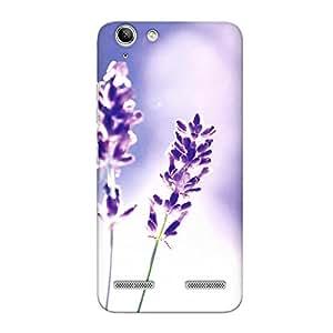 DASM United Lenovo Vibe K5 Premium Back Case Cover - Lavender Flower
