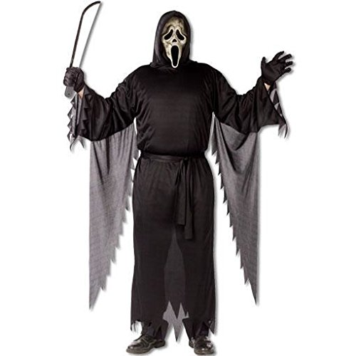 ombie Kinderkostüm (Ghostface Kostüm Scream 4)