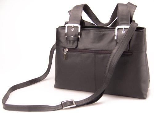 Visconti Sac à main, sac cabas en cuir # 18666