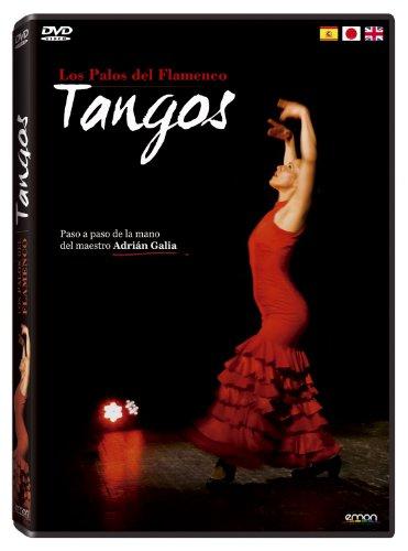 Documental Didáctico Flamenco: Tangos (Import Dvd) (2014)