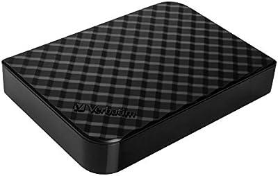 Verbatim Store 'n' Save 2000GB Negro - Disco duro externo (2000 GB, Unidad de disco duro, SATA, 3.0 (3.1 Gen 1), Negro, 118 mm)