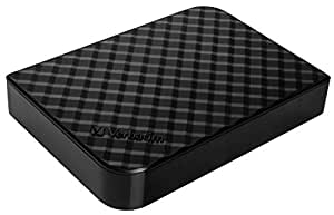 "Verbatim 47685 4TO Store 'n' Save 3.5"" USB 3.0 HDD de bureau (Gen 2)"