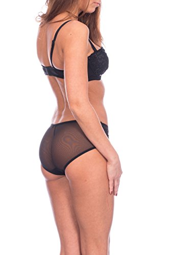 Kendindza Collection -  Completo intimo  - Donna Nero