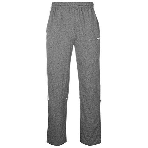 Slazenger da uomo Jersey jogging pantaloni pantaloni