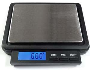 Balance électronique très précise au centieme de gramme carats 500g x 0.01g