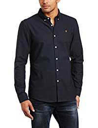 Farah Vintage BREWER - Chemise casual - Manches longues - Homme