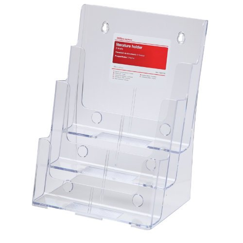 office-depot-a4-3-tier-literature-holder-magazine-holder