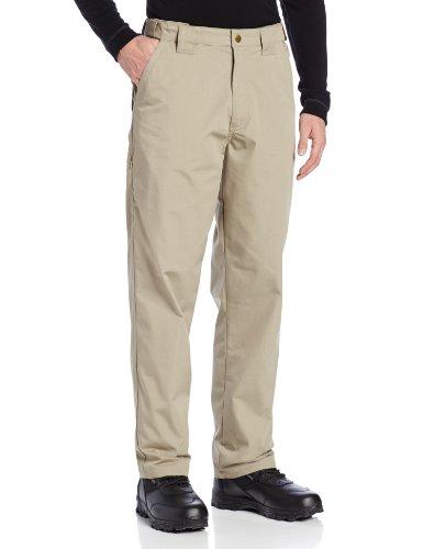 Tru-Spec Damen Baumwolle 24–7Tactical Hose Größen, Damen Herren, 1185044, Khaki, 32W x 30L