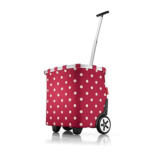 Reisenthel carrycruiser ruby dots