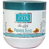 Jolen Papaya Scrub 500g