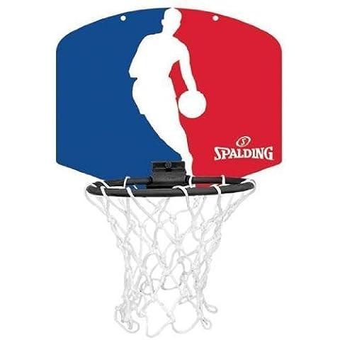 Mini balón de baloncesto Spalding New tabla de Mini Logo del equipo de los San Antonio Spurs deportes de interior canasta de