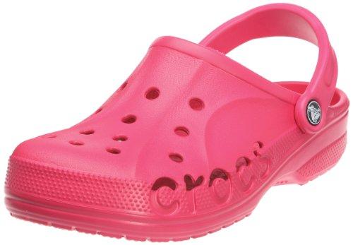 Crocs Baya Clogs, Unisex - Erwachsene Clogs, Pink (Raspberry), 42-43 EU (Crocs Nike)
