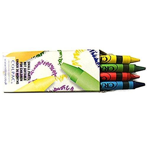 comprare on line Pastelli a cera, 4 per ogni confezione (20confezioni) Stile A 1 - confezione Blue/Red prezzo