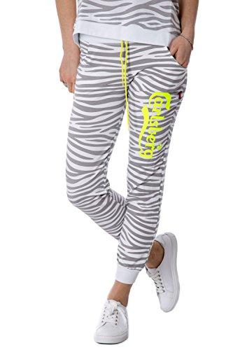 carlsberg-pantaloni-tuta-donna-stampa-cbd2250-xs-grigio