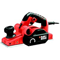 Black + Decker KW750K Rabot 750 W