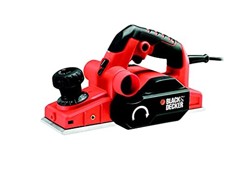 Black + Decker KW750K Rabot 750
