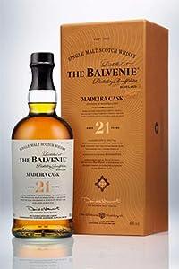 Balvenie 21 Year Old Madeira Cask Finish by Balvenie